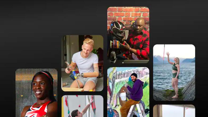 Invitation : Expérience en ligne avec un athlète paralympique