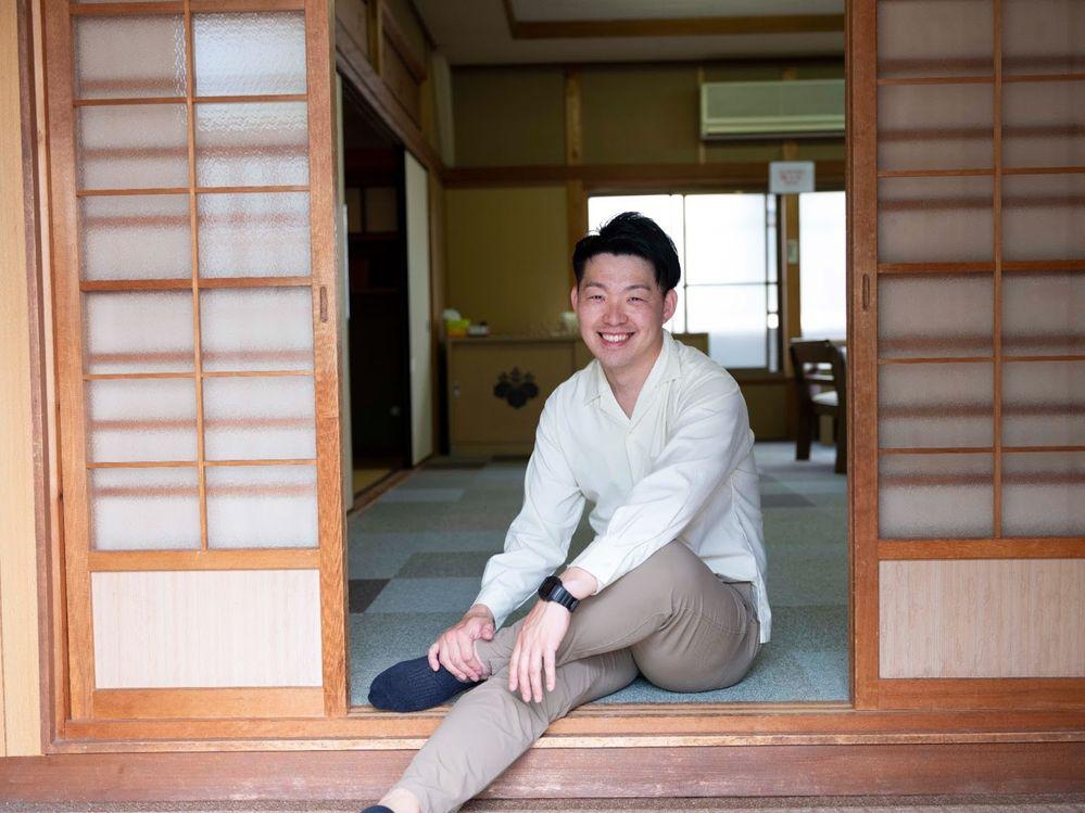 Host Adviesraad Spotlight: Shinya Nishide