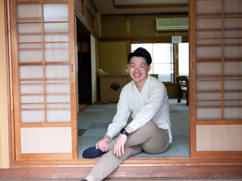 Destaque do Conselho Consultivo: recebendo hóspedes internacionais com Shinya