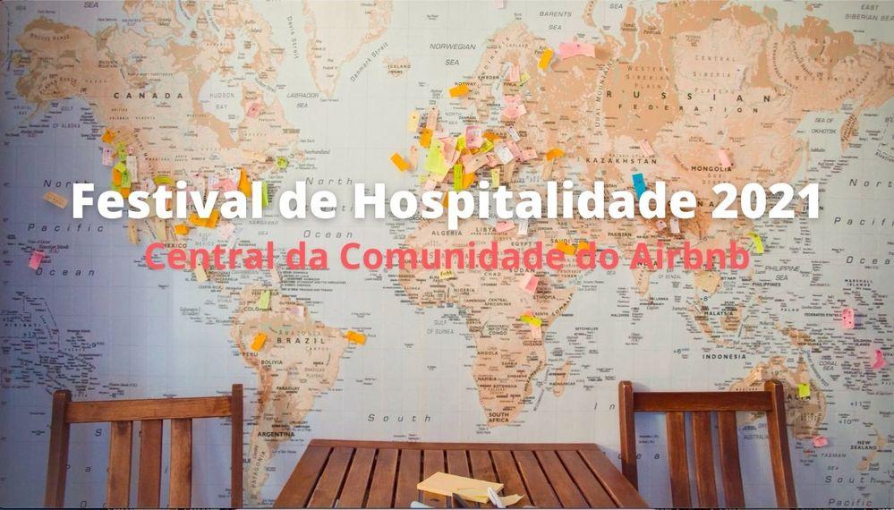[Festival] Vídeo da Central da Comunidade: criado por vocês!