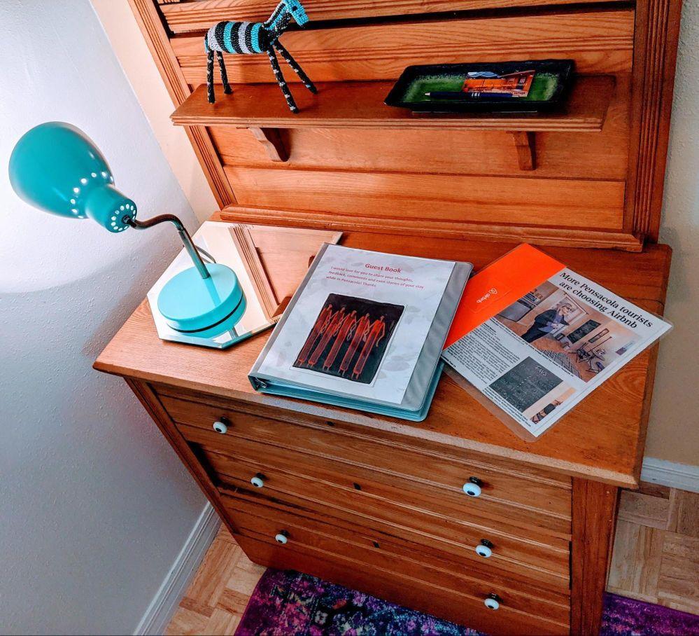 [Festival] Você tem um livro de hóspedes?  Você sabe o impacto de um livro de hóspedes em seu Airbnb?