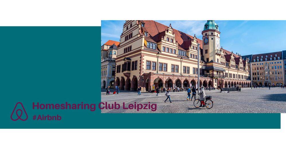 Gastgebende aus Leipzig