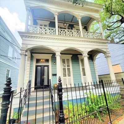 New Orleans condo