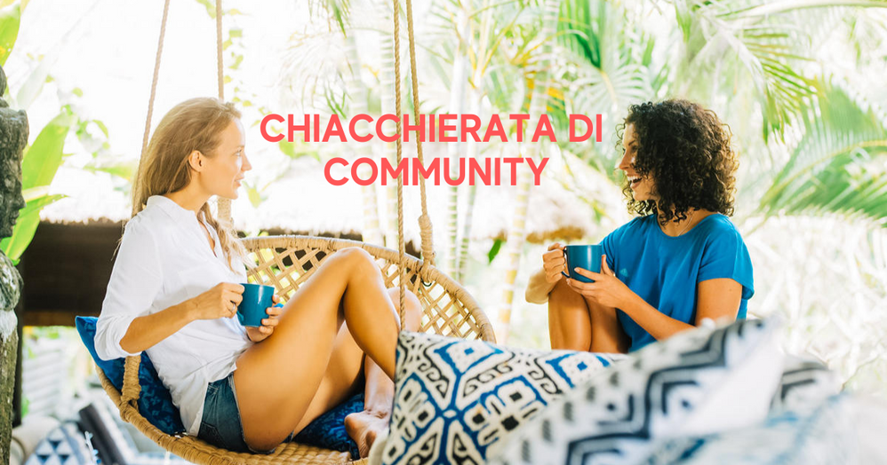 OTTOBRE | Chiacchierata di community: Comunicare con gli ospiti.
