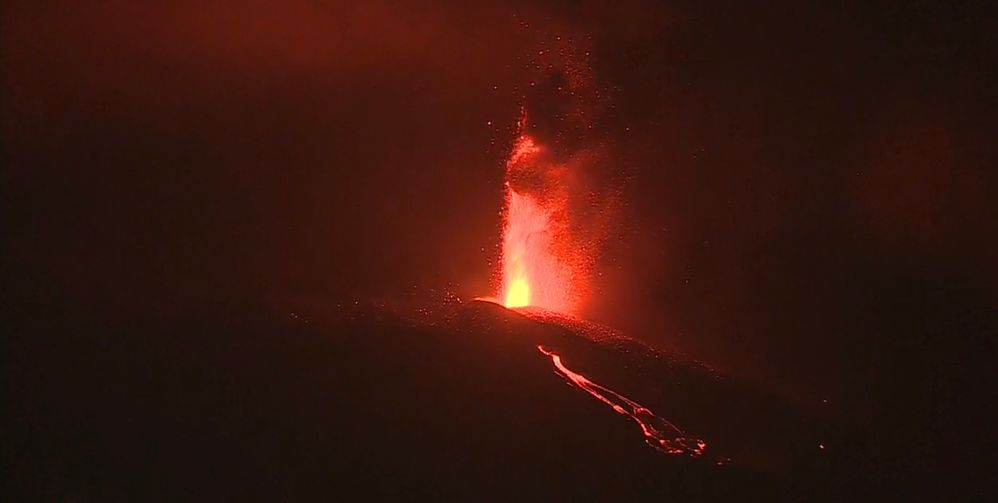 Emergenza isola La Palma