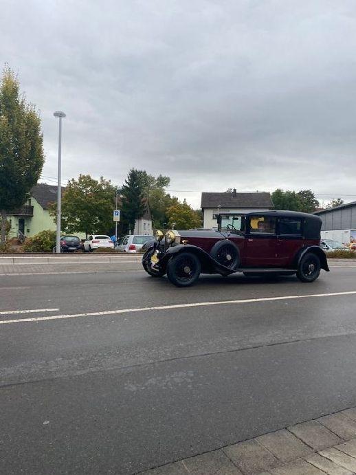 Oldtimer in Dillingen / Saar