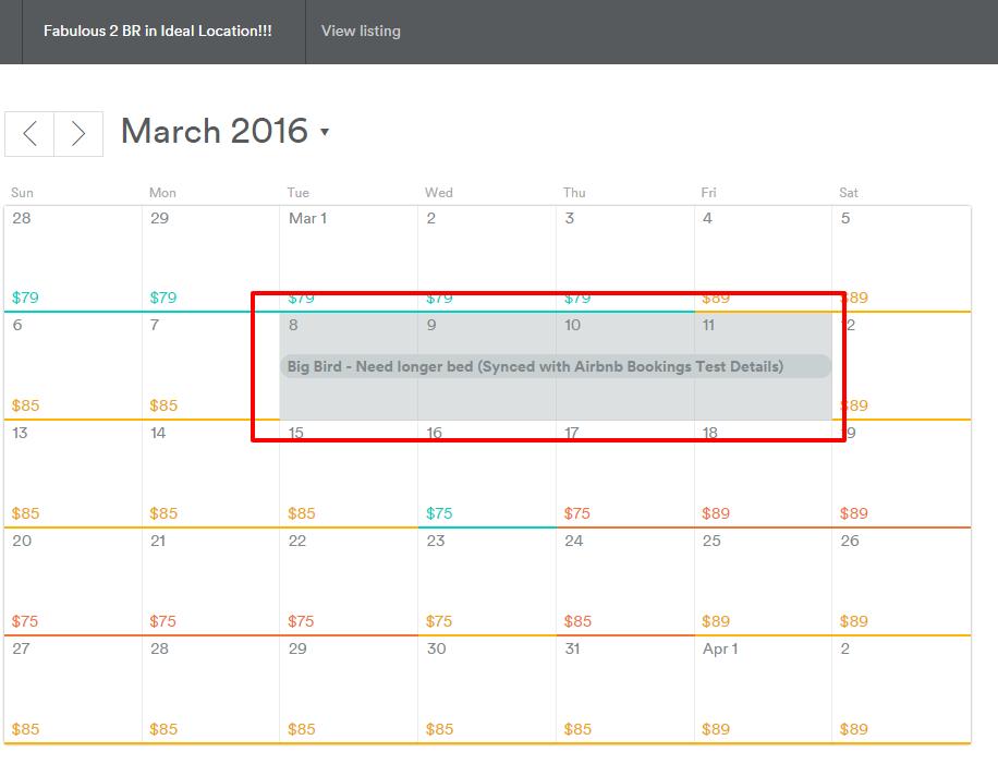 Syncing Airbnb Calendar and Google Calendar: A Com