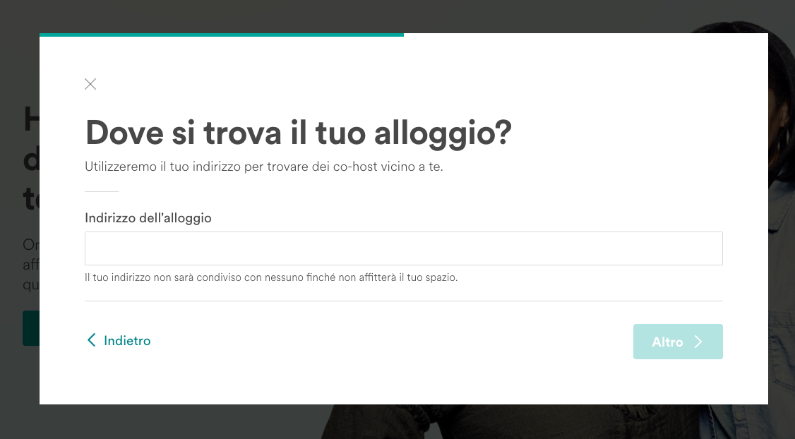 Cerco co host palermo airbnb community for Airbnb accedi