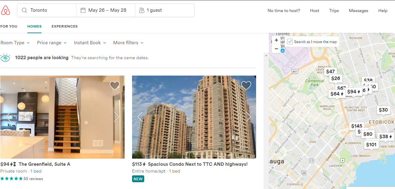 Solved: Listing not showing up! - Airbnb Community