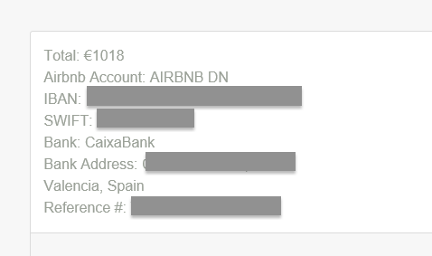 The host sent me and email to wire transfer funds - Airbnb Community