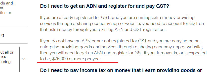GST and ABN numbers - Airbnb Community
