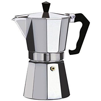 We Also Bought Moka Coffee Pot But Are Affraid To Give It Our Non Italian Guests Bc Is Not Safe Use If You Familiar With