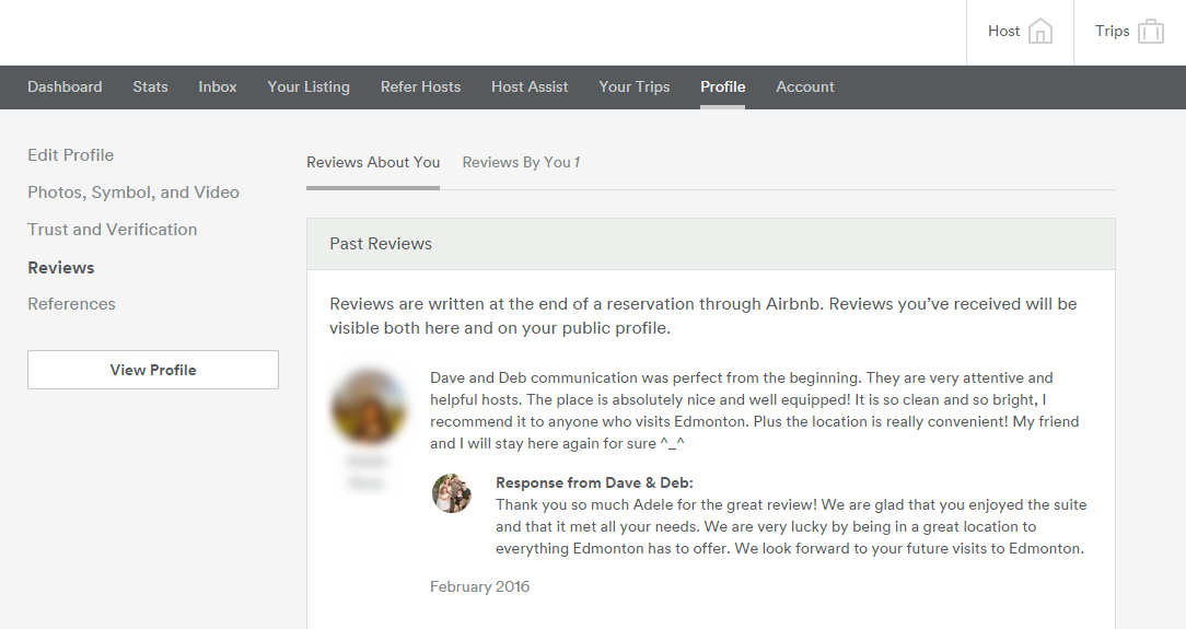 All About Reviews: A Community Help Guide - Airbnb Community