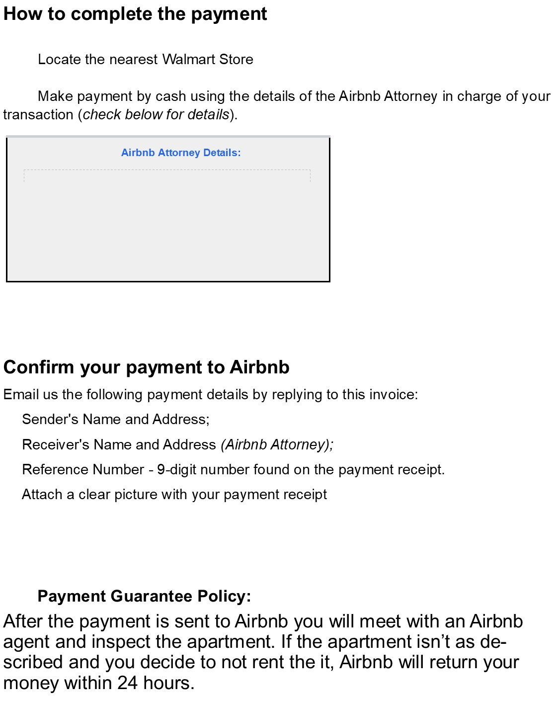 Rental scam using Airbnb? How should I go forward,    - Airbnb Community