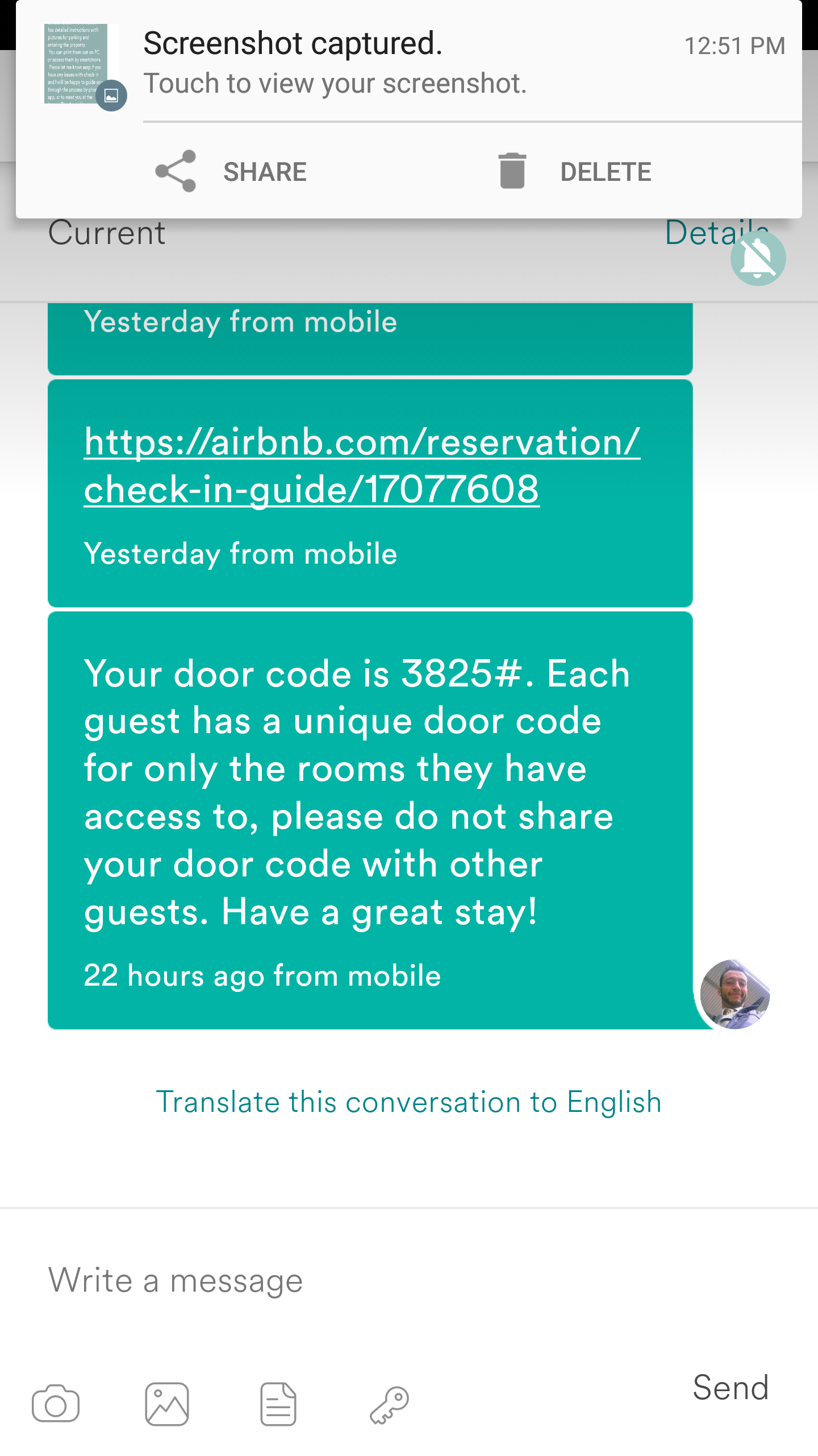 A welcome message for your guests? - Airbnb Community