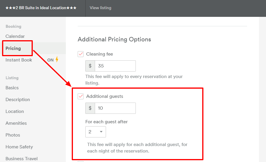 Extra Guest Fee: A Community Help Guide - Airbnb Community