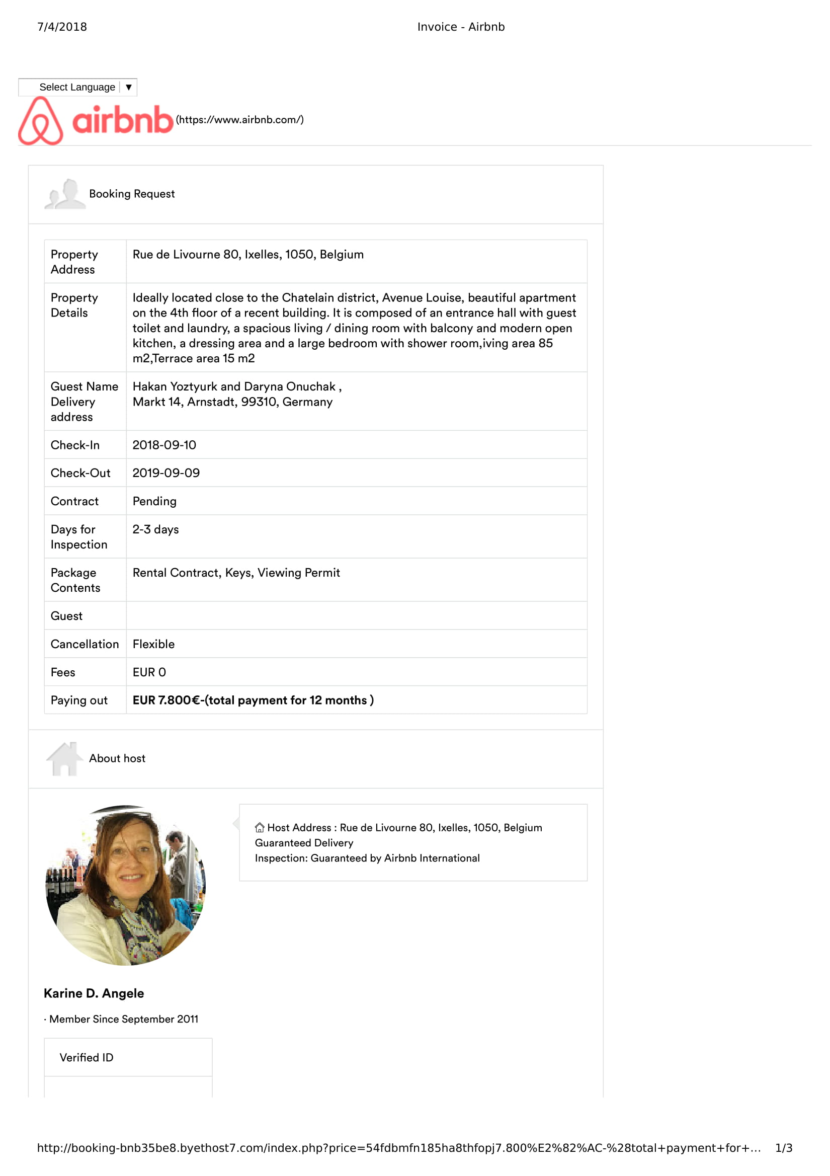 Invoice Airbnb Airbnb Community Invoice novelty georgekennebrewshow com