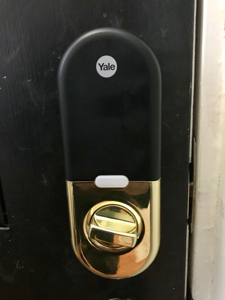 Electronic Door Locks that Work with your Phone - Airbnb Community