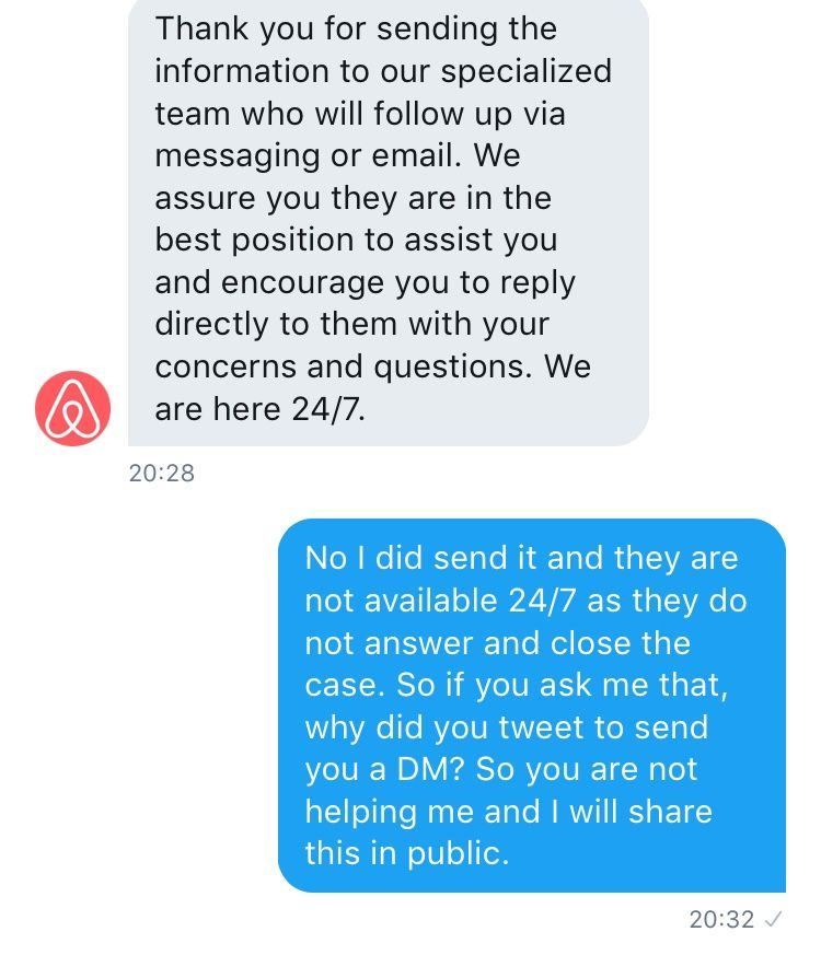 How to contact your case manager? - Airbnb Community