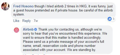 AirBnB replies on social media   - Airbnb Community