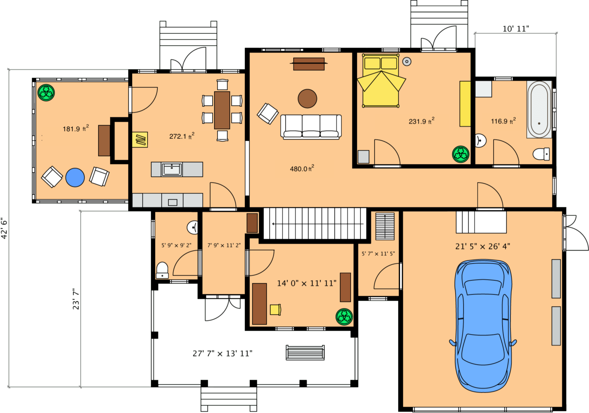 What 39 s the best floor plan software airbnb community - Best floor plan software ...