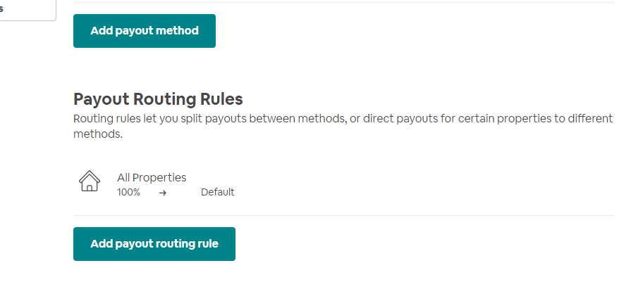 News about the co-hosting split payout feature - Airbnb