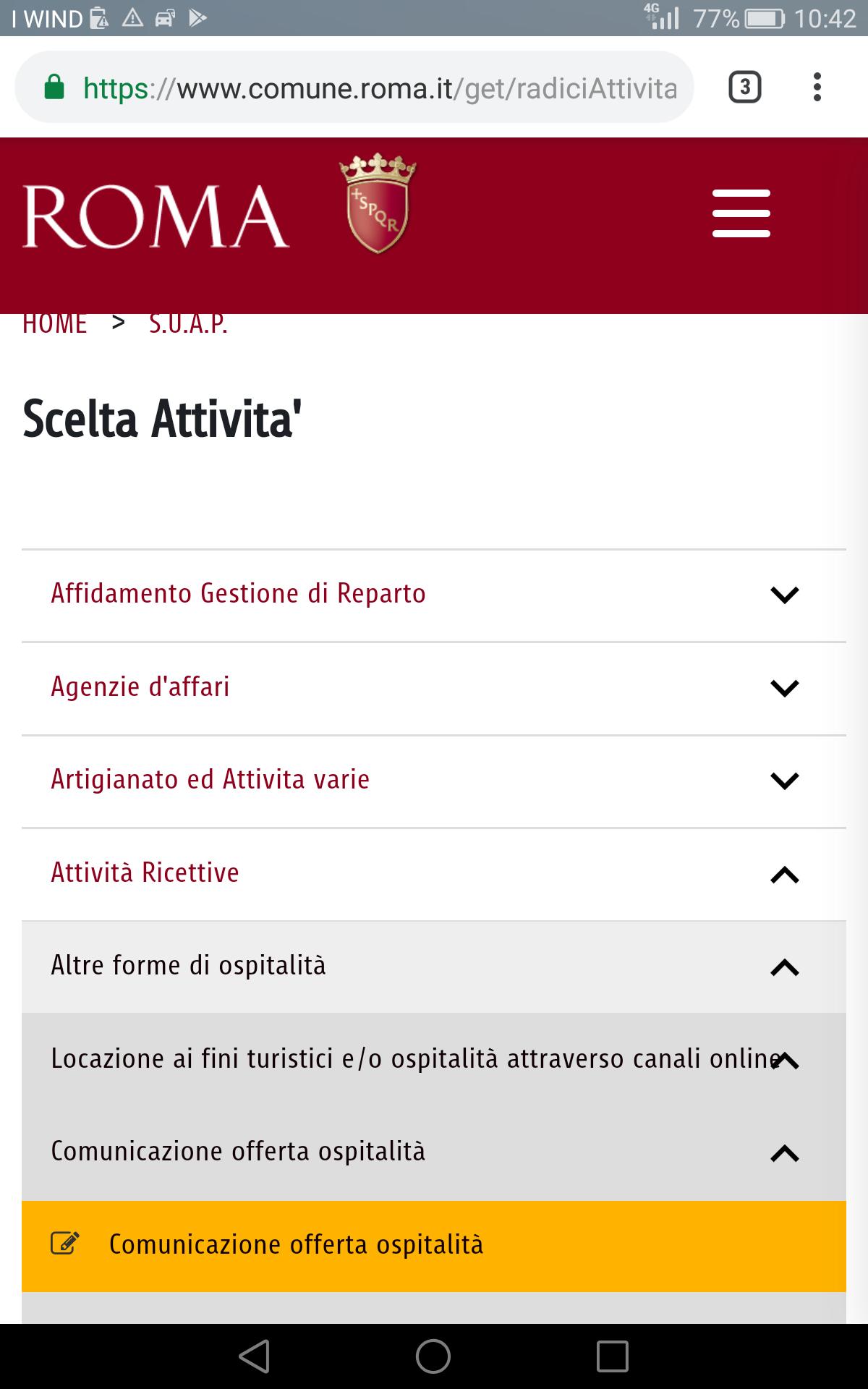 Risolto: [GUIDA] Locazione turistica a Roma: adempimenti le ...