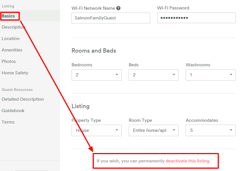 how to search by map air bnb