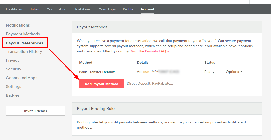 Payments airbnb community for Airbnb how to pay
