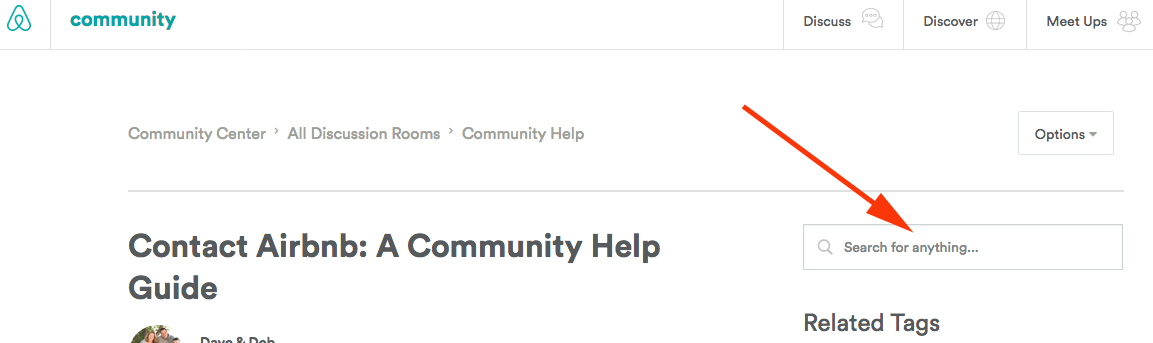 Contact airbnb customer service - Airbnb Community