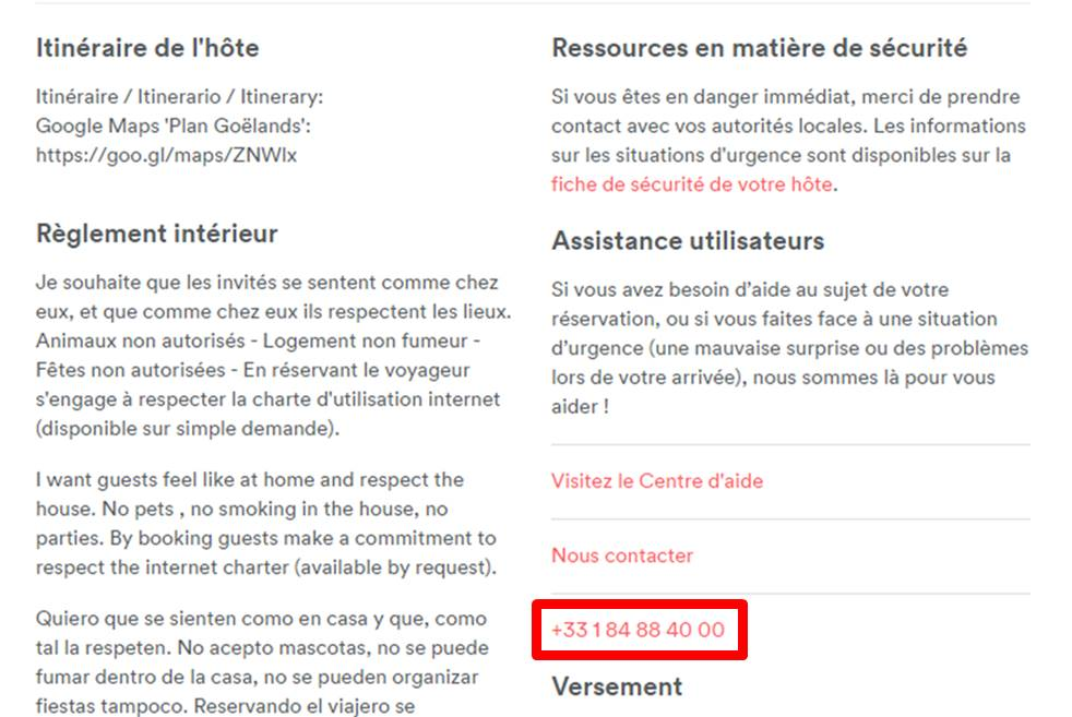 Guide Pour Contacter Airbnb Airbnb Community