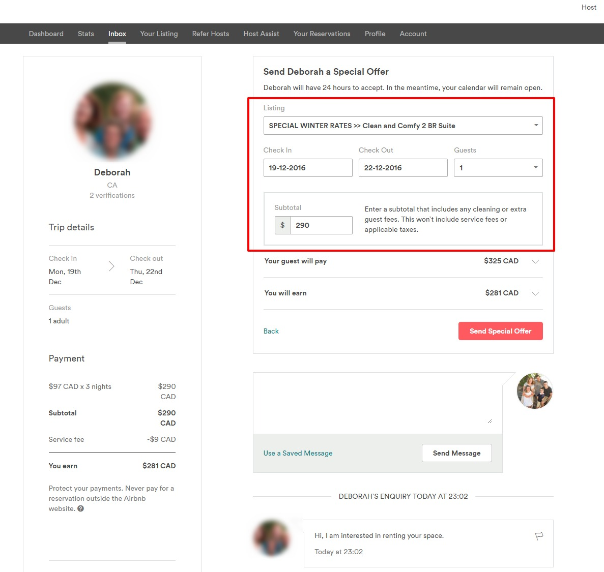 Special Offers: A Community Help Guide [UPDATED] - Airbnb