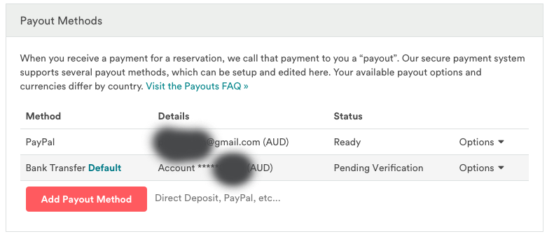Payout Pending Verification - 2 weeks? - Airbnb Community