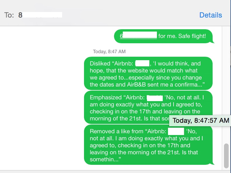 Weird, anti-social auto-bot messages sent to guest    - Airbnb Community